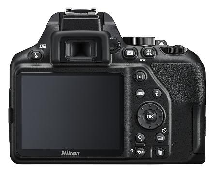 zrcadlovka Nikon D3500