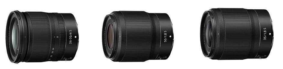 Objektivy Nikkor k Nikon Z6