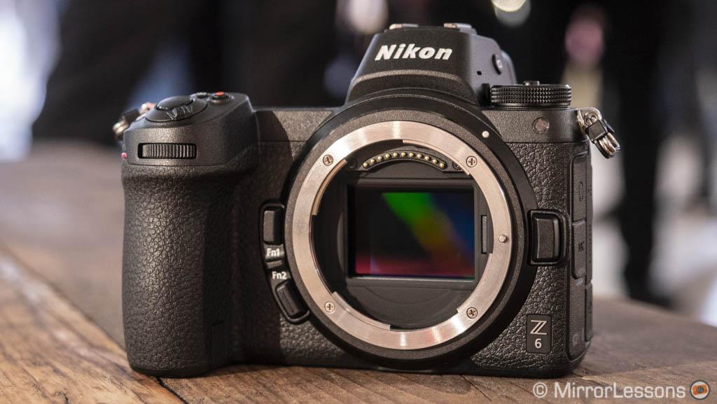 Digitální bezzrcadlovka Nikon Z6