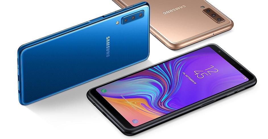 Koupit Samsung Galaxy A7