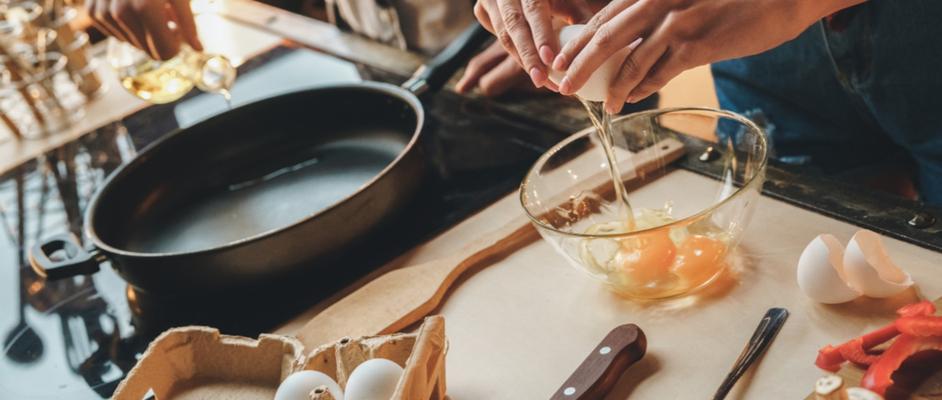 Jak na ztracené vejce