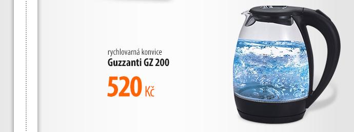 Rychlovarná konvice Guzzanti GZ 200