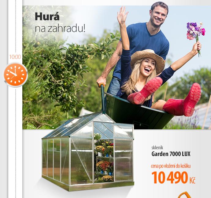 Skleník Garden 7000 LUX