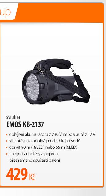Svítilna EMOS KB-2137