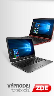 Výprodej notebooků