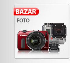 Výprodej kamer, fotoaparátů