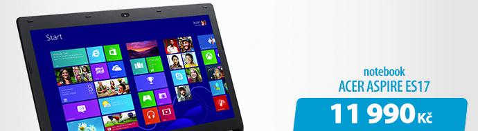 Notebook Acer Aspire ES17