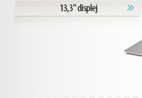 """Notebooky 13,3"""" displej"""
