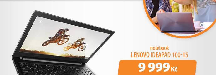 Notebook Lenovo Ideapad 100-15