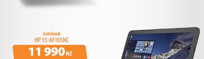 Notebook HP 15-AF105NC