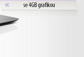 Notebooky s 4GB grafikou
