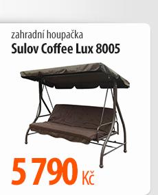 Zahradní houpačka Soluv Coffee Lux 8005