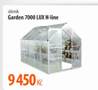 Skleník Garden 7000 LUX H-line