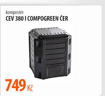 Kompostér CEV 380 I Compogreen Čer