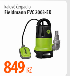 Kalové čerpadlo Fieldmann FVC 2003-EK