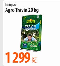 Hnojivo Agro Travin