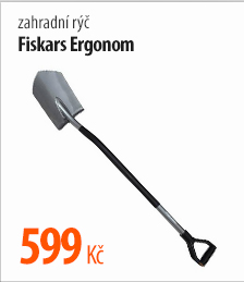 Zharadní rýč Fiskars Ergonom