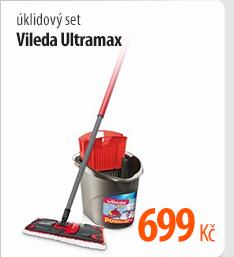 Úklidový set Vileda Ultramax
