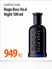 Hugo Boss No.6 Night parfém
