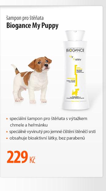Šampon pro štěňata Biogance My Puppy