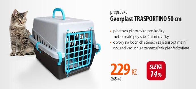 Přepravka Georplast Trasportino
