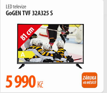 LED televize GoGen TVF 32A325 S