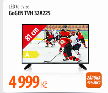 LED televize GoGen TVH 32A225