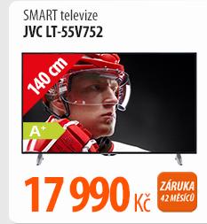 Smart televize JVC LT-55V752