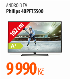 Andriod TV Philips 40PFT5500