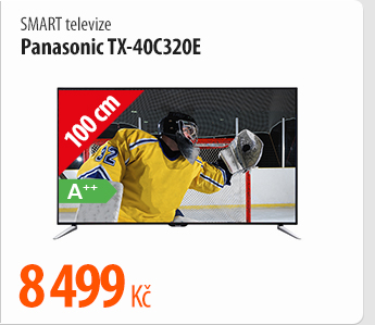 Smart televize Panasonic TX-40C320E