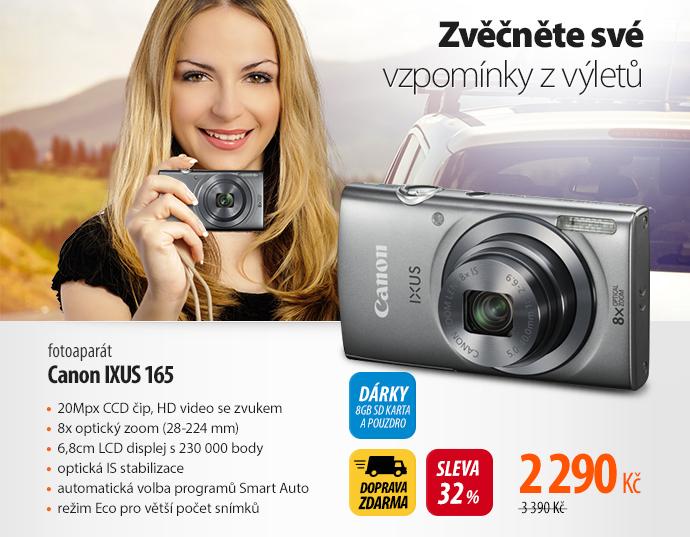 Fotoaparát Canon IXUS 165