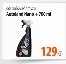 Odstraňovač hmyzu Autoland Nano
