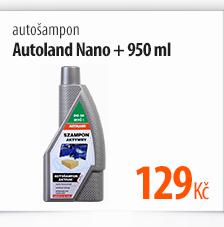 Autošampon Autoland Nano