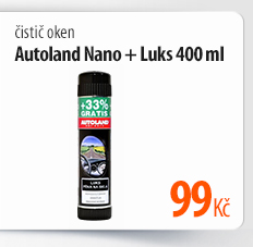 Čistič oken Autoland Nano