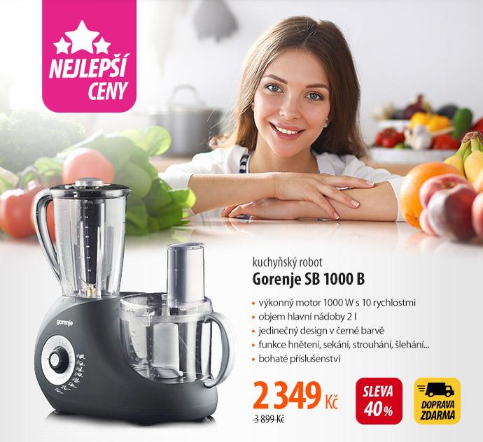 Kuchyňský robot Gorenje SB 1000 B