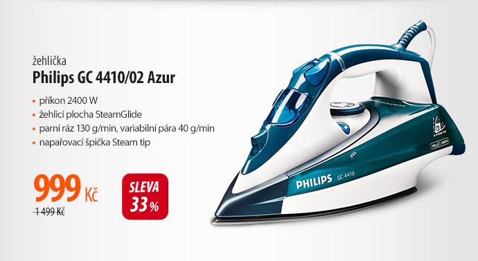 Žehlička Philips GC 4410/02 Azur