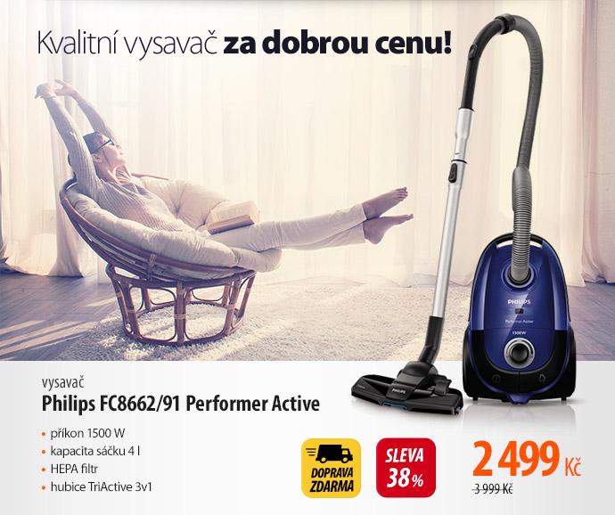 Vysavač Philips FC8662/91 Performer Active