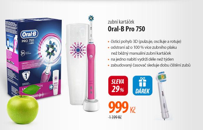 Kartáček Oral-B Pro 750