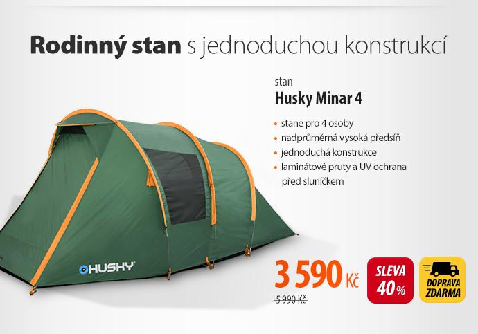 Stan Husky Minar 4
