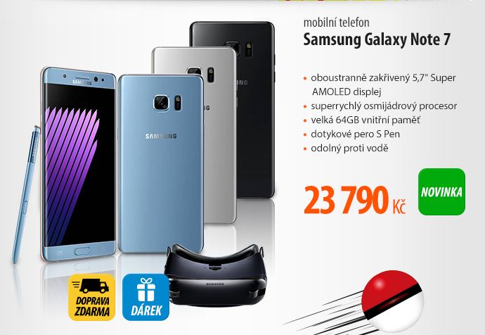 Telefon Samsung Galaxy Note 7
