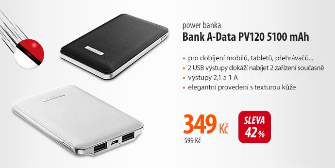 Power banka Bank A-Data PV120