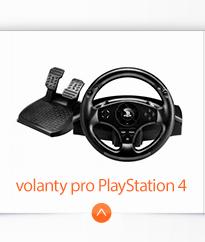 Volant pro PlayStation 4
