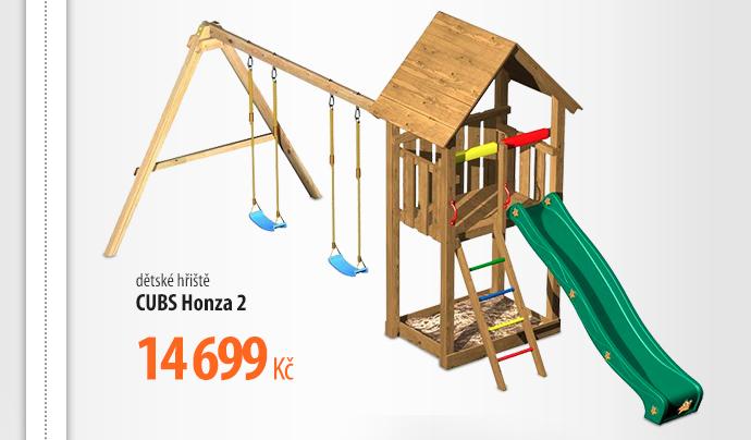 Dětské hřiště CUBS Honza 2