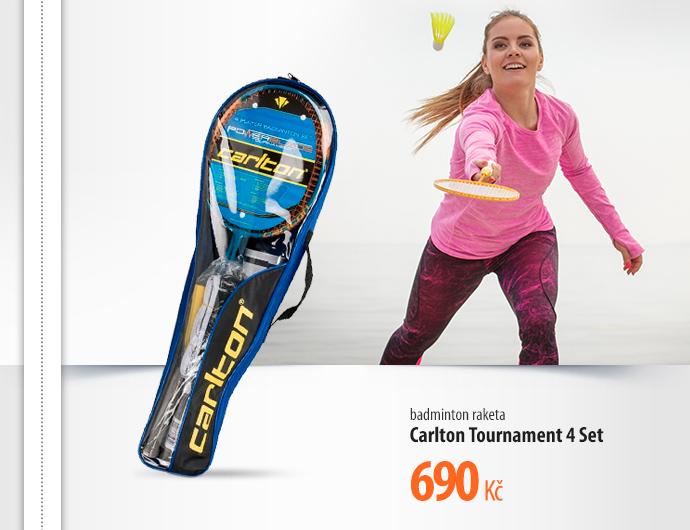 Badmintonová raketa Carlton Tournament
