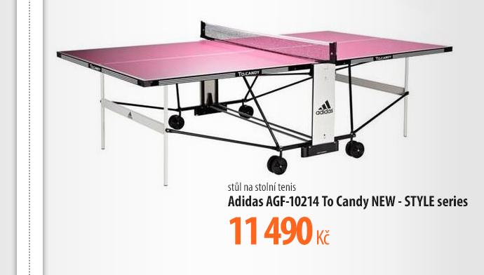 Stůl na ping pong Adidas