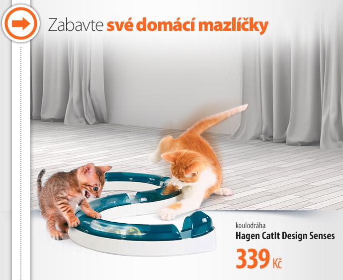 Koulodráha Hagen Catlt Design Senses