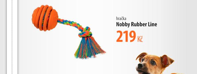 Hračka Nobby Rubber Line