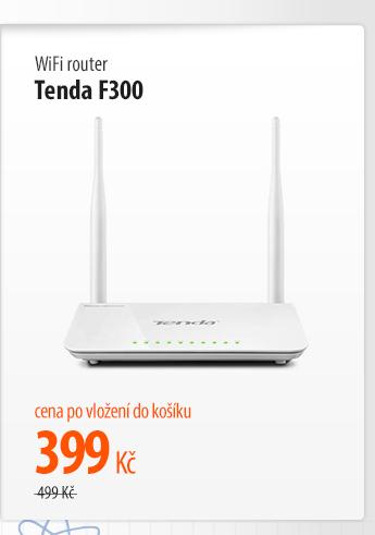 ViFi router Tenda F300