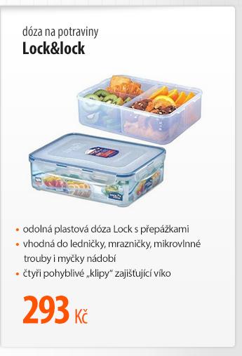 Dóza na jídlo Lock&lock
