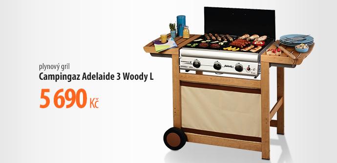 Campingaz Adelaide 3 Woody L